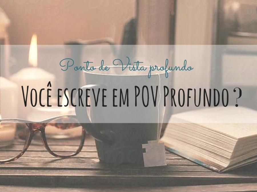 Você escreve em POVProfundo?