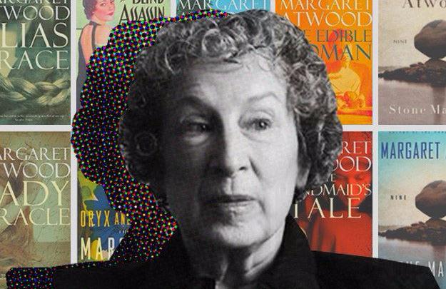Margaret Atwood no Wattpad